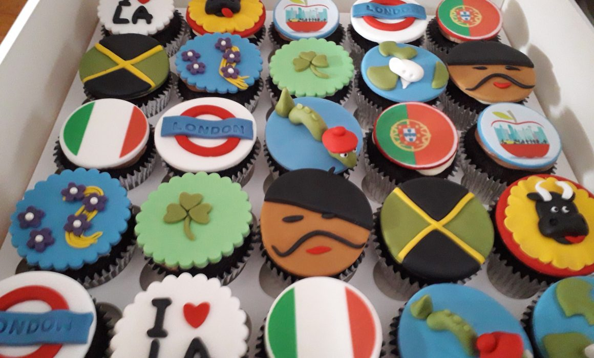 A World of Cupcakes