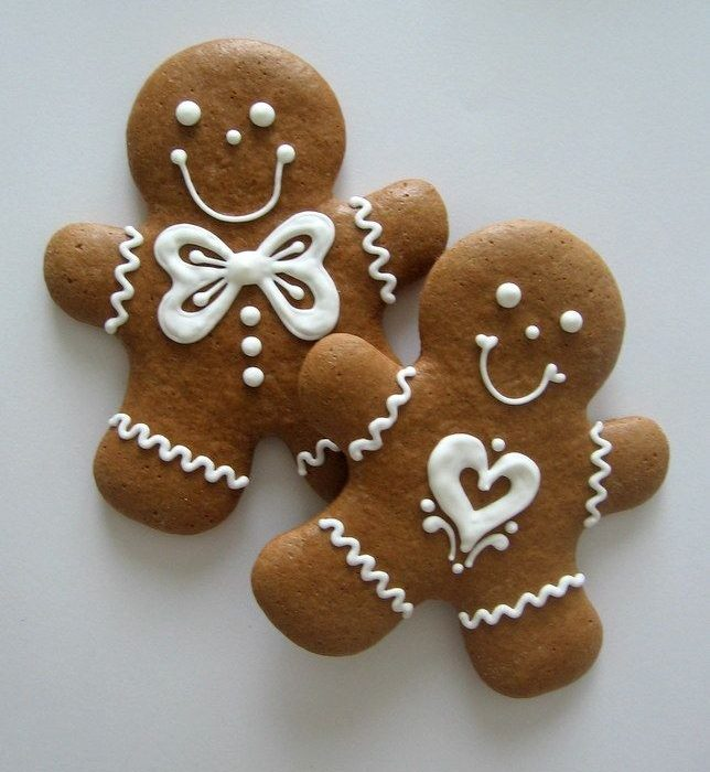 Jolly Gingers