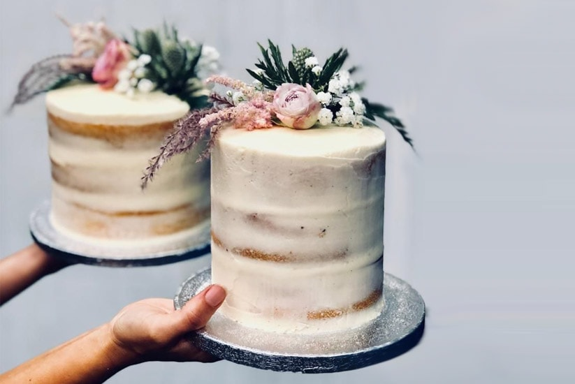 Wedding Cake Trends 2019